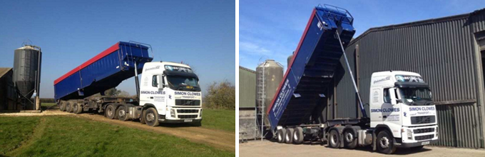 Animal Feed Haulage | Animal Feed Transport